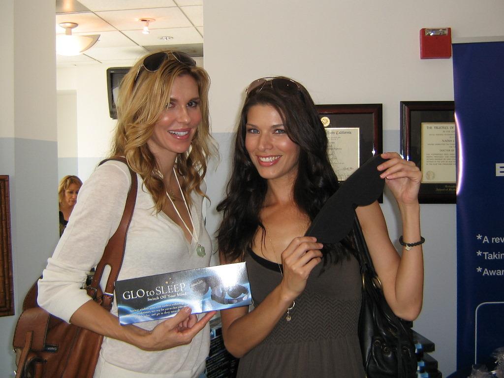 Brandi Cibrian & Adrienne Janic