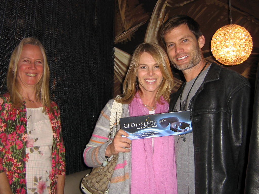 Lisa Foster, Catherine Oxenberg and Casper van Dien